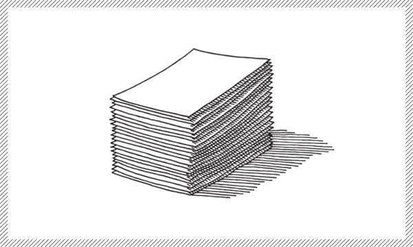 Пачка бумаги